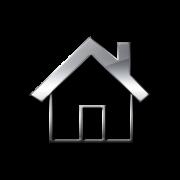 Silver Home Logo